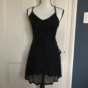Lace Little Black Dress